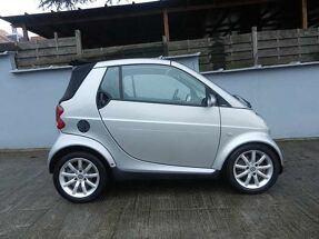 Smart fortwo Cabriolet 0.8 cdi Passion Softouch