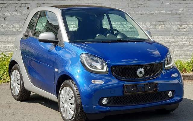Smart fortwo 0.9 Turbo Passion DCT
