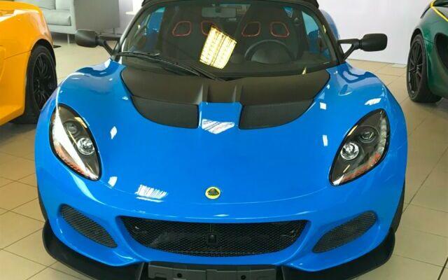 Lotus Elise 250 Cup