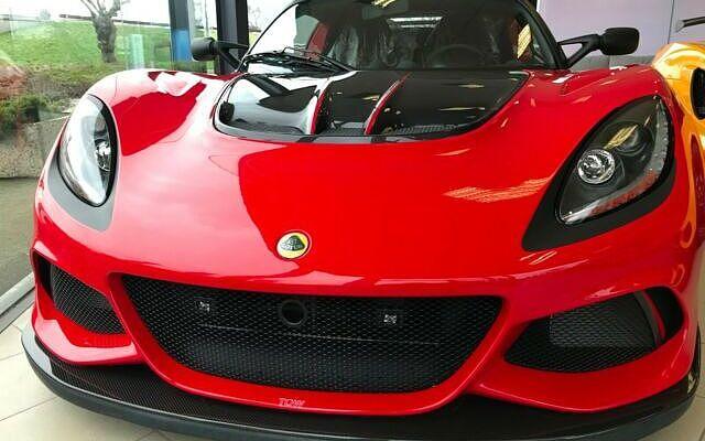 Lotus EXIGE CUP 430 430 Cup