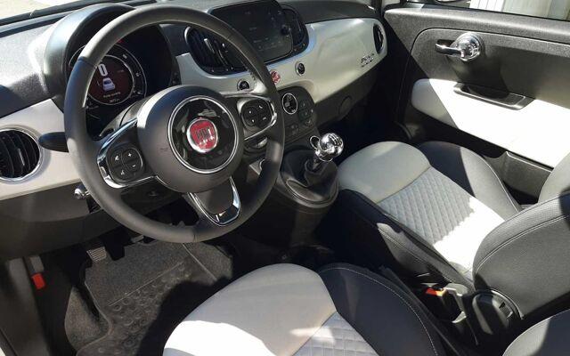 Fiat 500 1.0i MHEV Star
