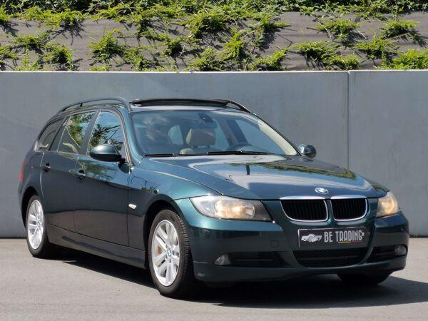 BMW 320 Auto*163 CV*CUIR*CLIM*TOIT PANO*
