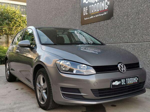 Volkswagen Golf 1.6 CR TDi Trendline DSG*CUIR*NAVI*GARANTIE