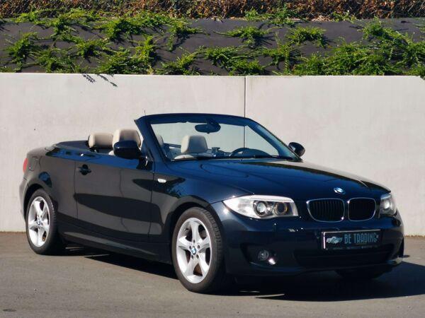 BMW 118 Cabriolet*Cuir*PDC*JA*GARANTIE*