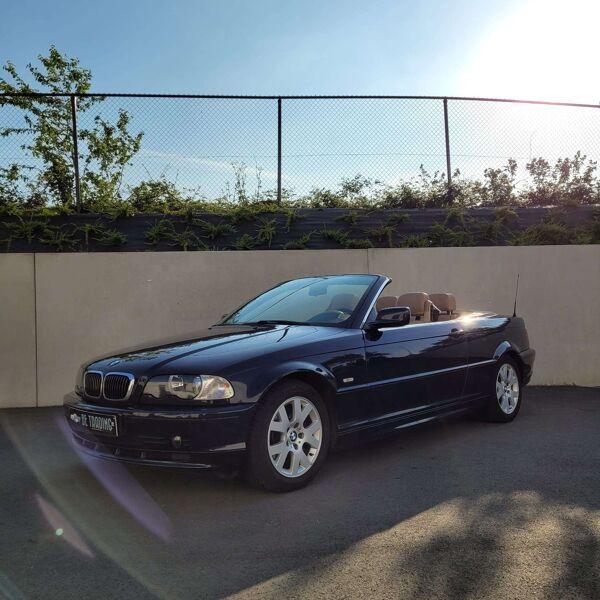 BMW 325 Cabriolet*Boîte Auto*Cuir*Historique*
