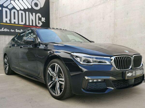 BMW 740 eXASL Plug-In Hybrid*Pack Individual*Pack M*