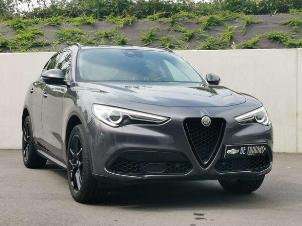Alfa Romeo Stelvio 2.0 T AWD*Q4*CUIR*NAVI*UTILITAIRE !!