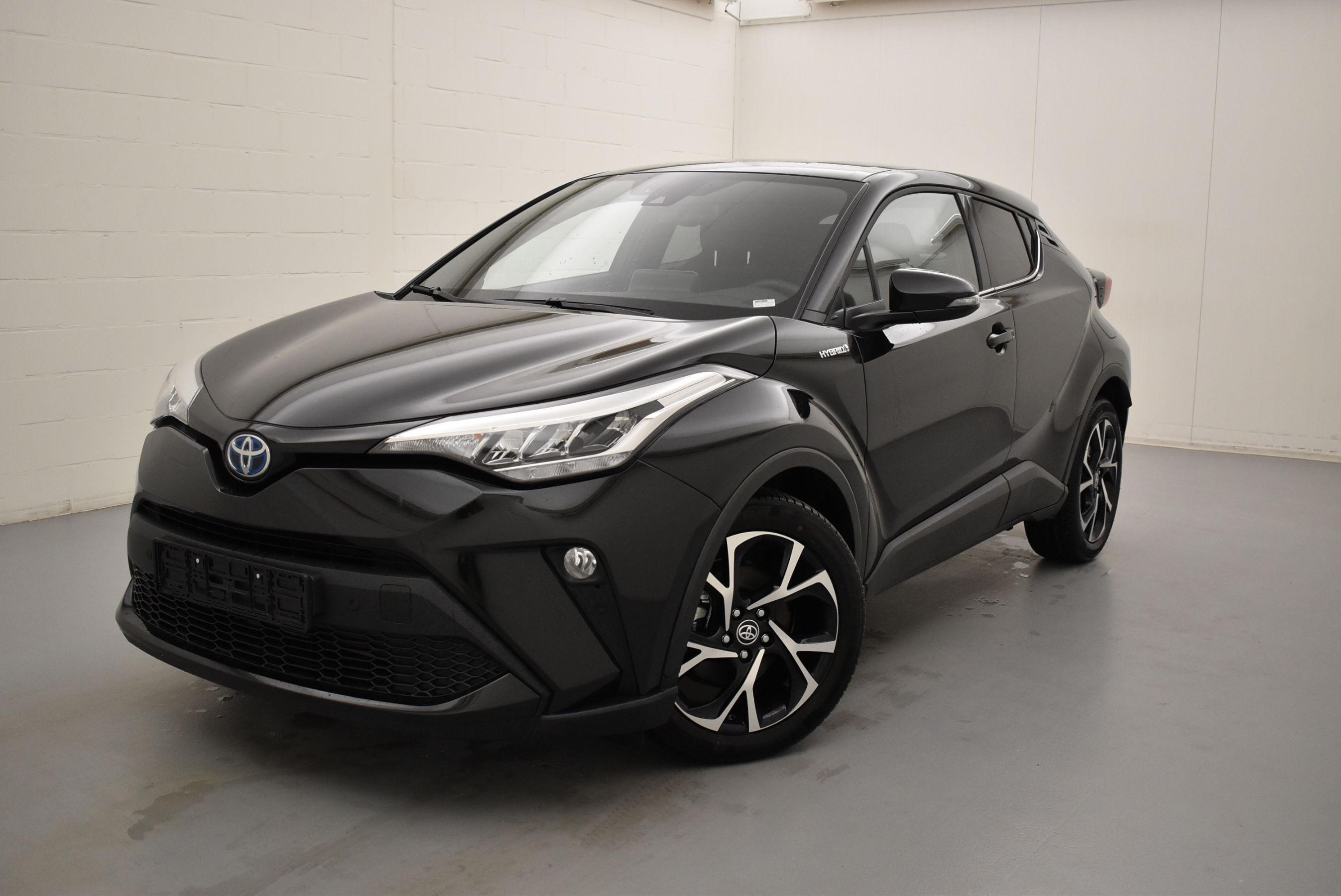 Toyota C-HR vvt-i hybrid c-lub e-cvt 98