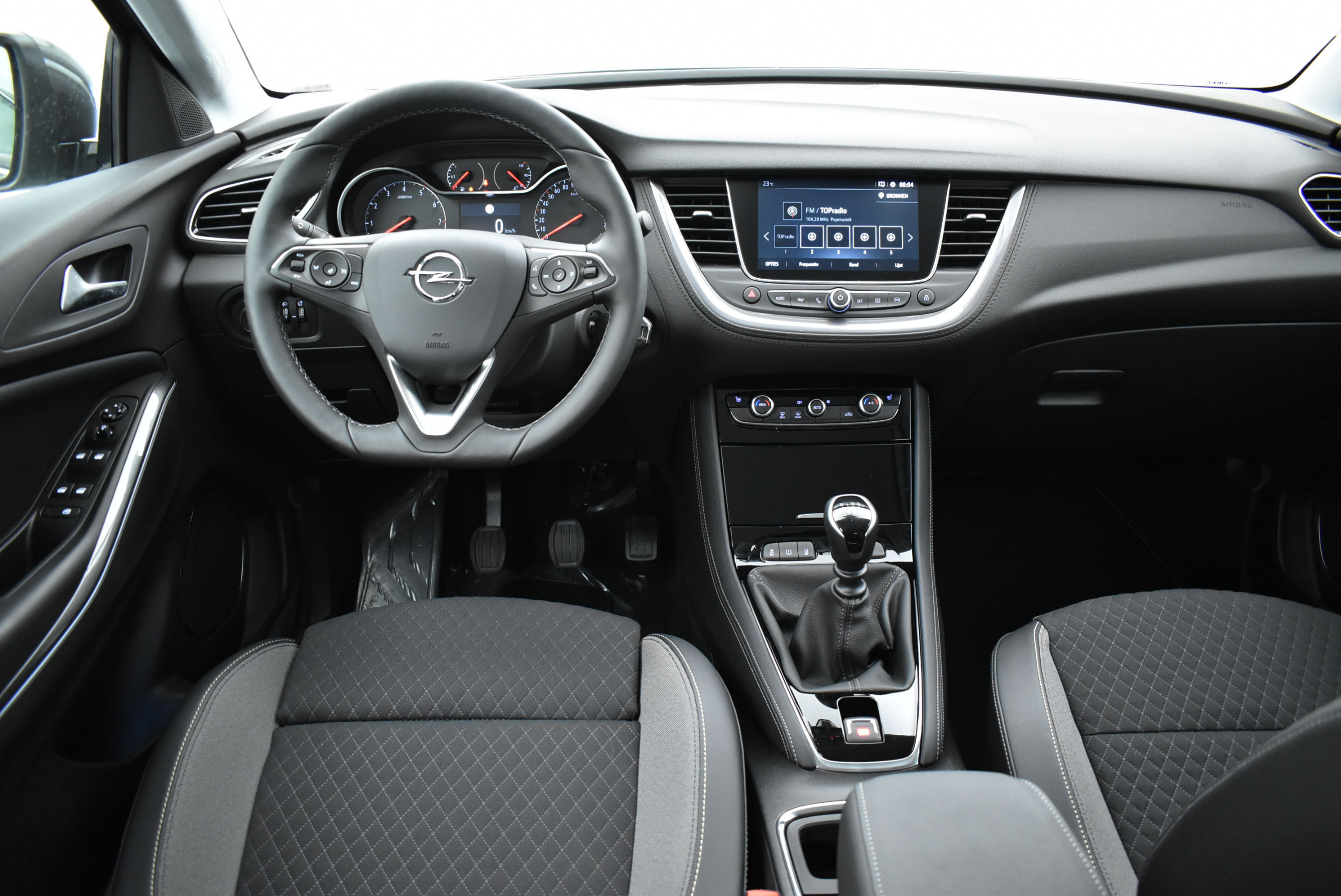 Opel Grandland X turbo ecotec innovation S&S 130