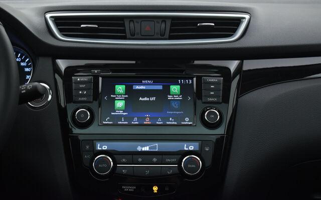 Nissan Qashqai dig-t n-connecta 140
