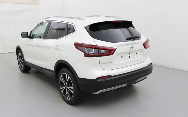 Nissan Qashqai dig-t n-connecta 160 AT