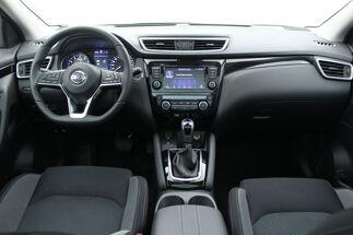 Nissan Qashqai dig-t n-connecta 160 AT