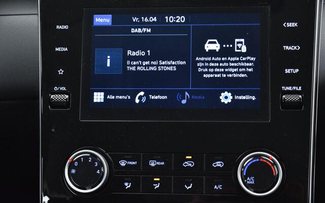 Hyundai Tucson t-gdi inspire 150