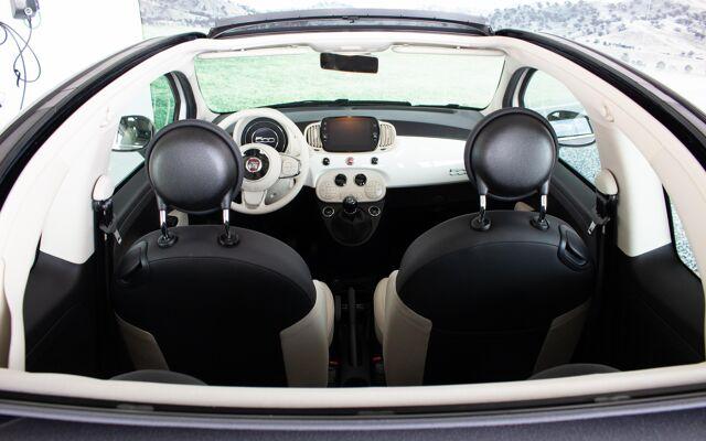 Fiat 500 C Dolcevita 1.0 Hybrid 70 1.0 Hybrid 70