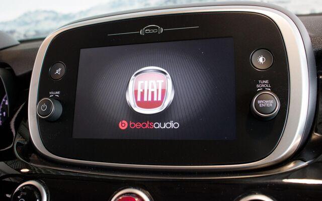 Fiat 500 X  120TH