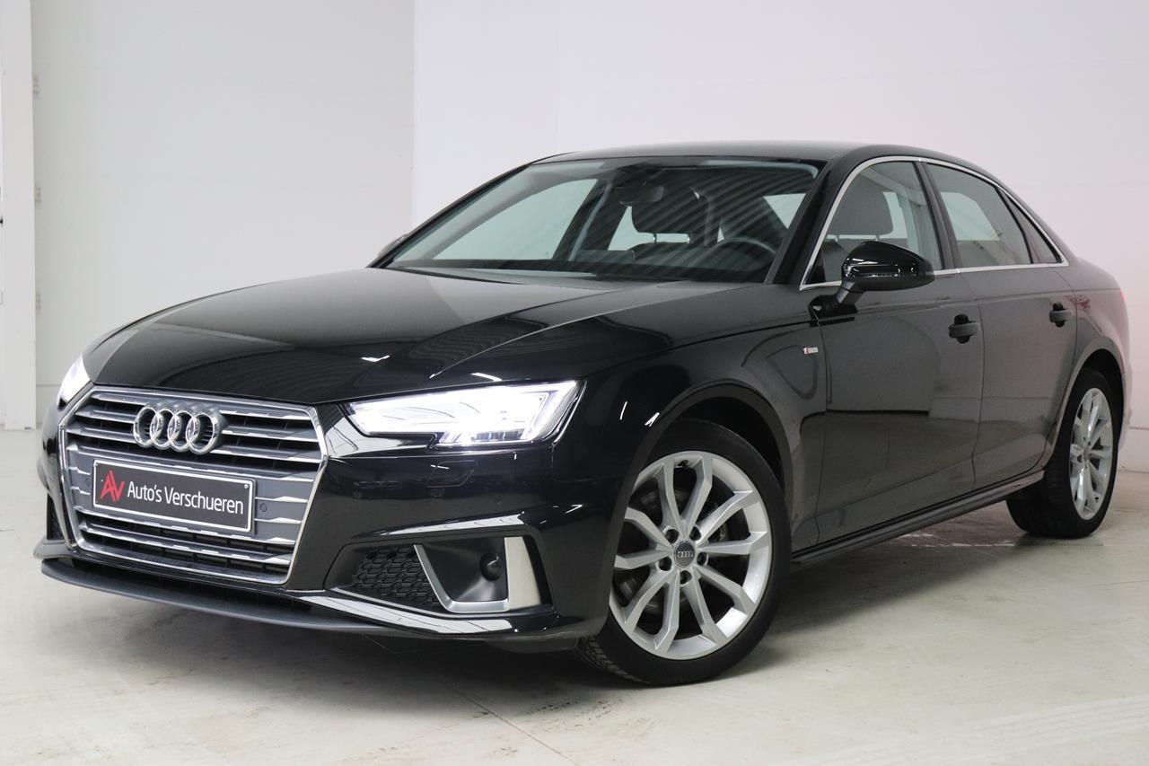Audi A4 2.0 TFSI S-Line