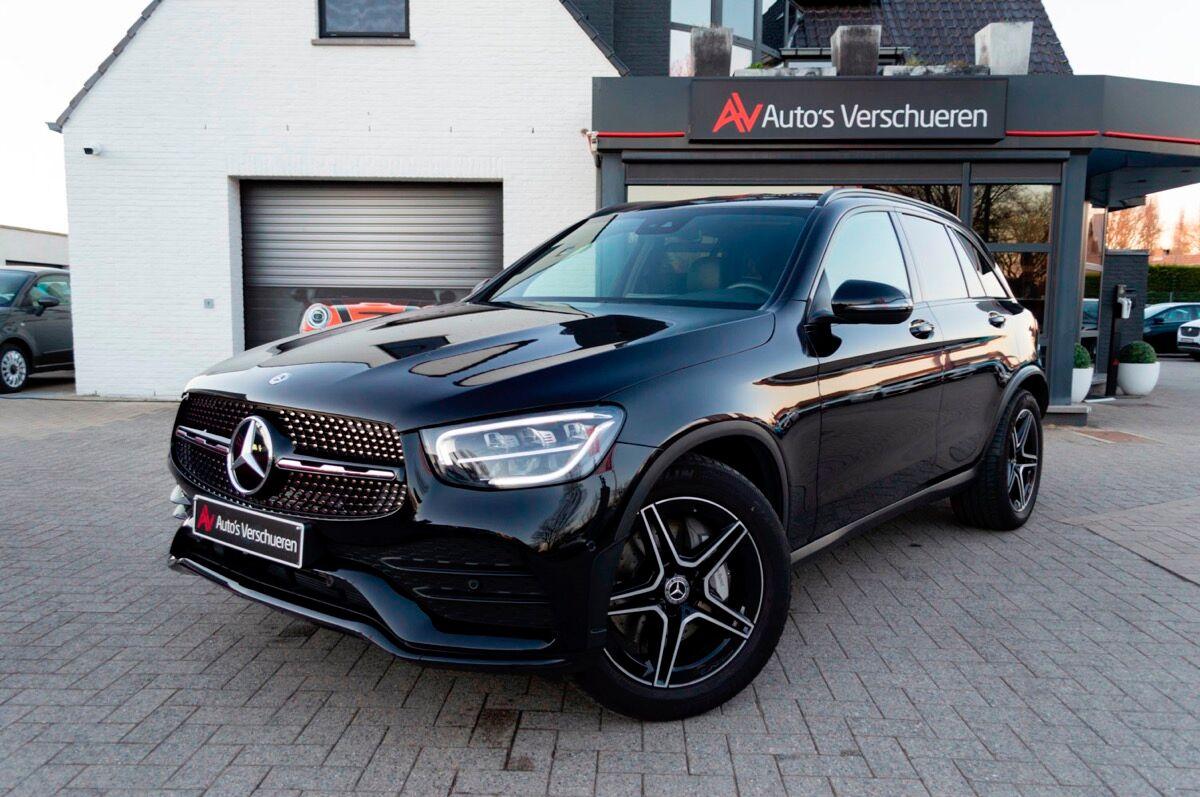 Mercedes GLC 200 AMG-Pack 9G-Tronic 4-Matic