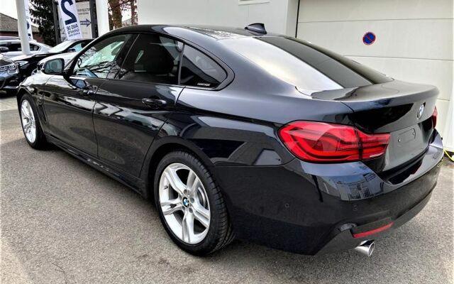 BMW 418 Gran Coupé d gran coupé Pack M Bte Auto 20d