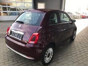 Fiat 500 lounge 1.2 BENZ 69 PK MT