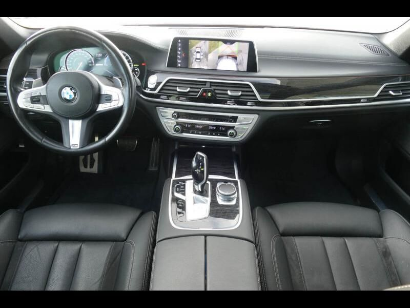 BMW 740 Berline REAL HYBRID | M Sport | DA+