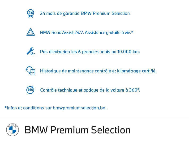 BMW 530 Berline REAL HYBRID | SUNR | ACC | COM