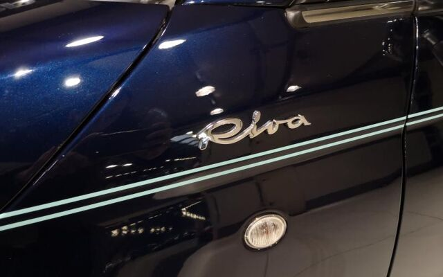 Fiat 500 C Riva 0.9 TwinAir 105cv