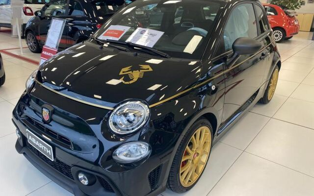 Abarth 595 scorpioneoro 1.4 163 cv essence