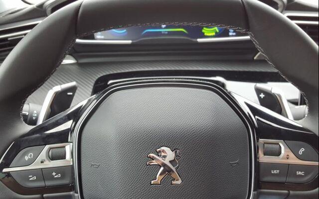 Peugeot 508 SW PHEV Allure 1.6 Hybrid 225 e-EAT8