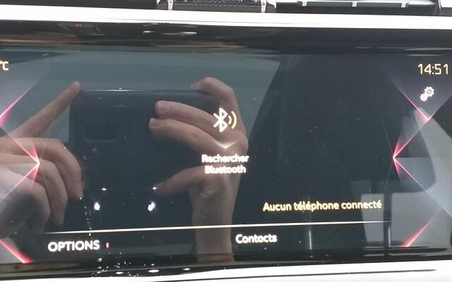 DS DS 7 Crossback Performance Line / EAT8 1.5 BLUEHDI