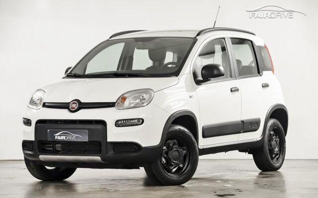 Fiat Panda 4x4 0.9 TwinAir