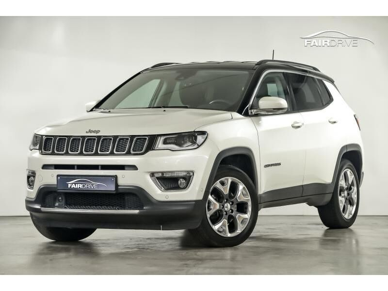 Jeep Compass LIMITED/BEATS/1.4/12M GARANTIE