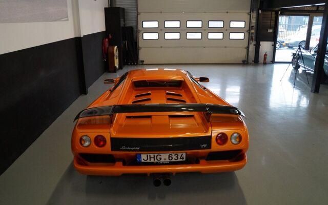 Lamborghini Diablo VT 6.0 V12 Stunning Condition (2001)