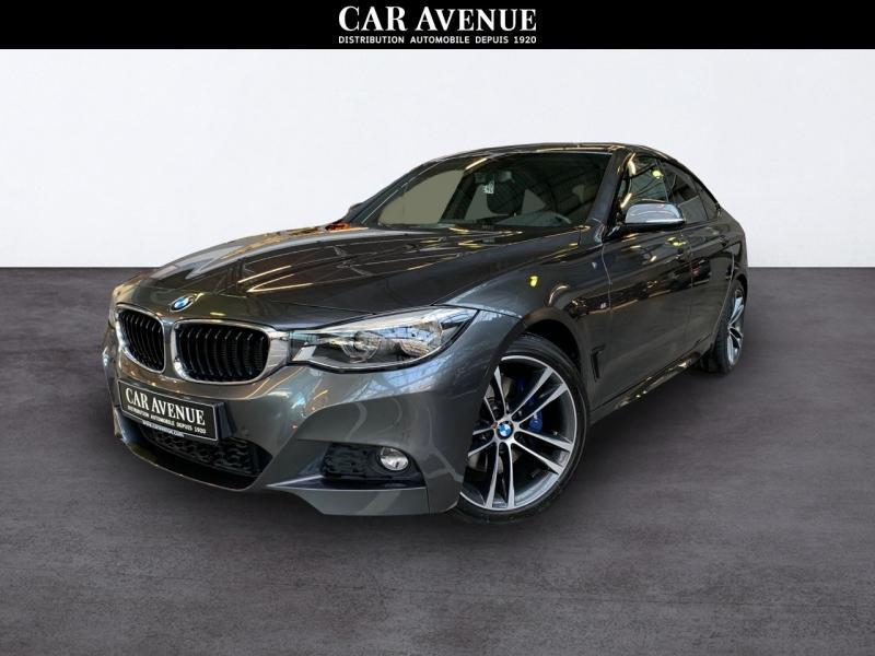 BMW 318 Berline 318D Pack M int/ext