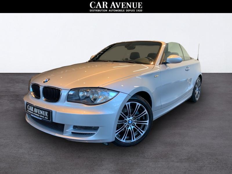 BMW 118 Cabrio 118i Cabriolet