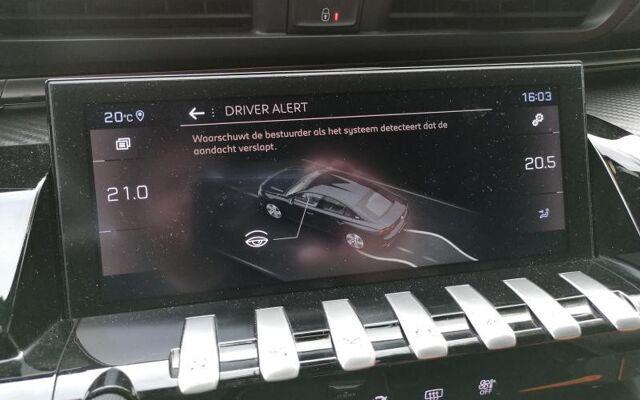 Peugeot 508 GT LINE/180 PK AUTOMAAT/NAVI