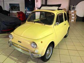 Fiat 500 Lusso