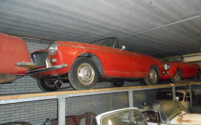 Fiat 1200 - 1500 Spider