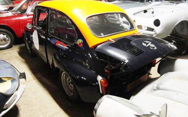 Abarth Fiat Abarth 600