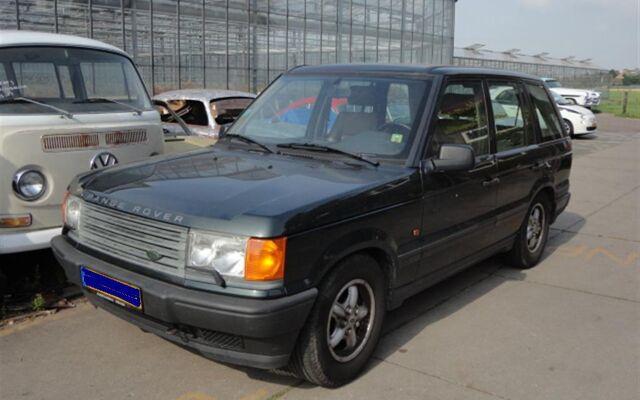 Range Rover 2.5 DSE