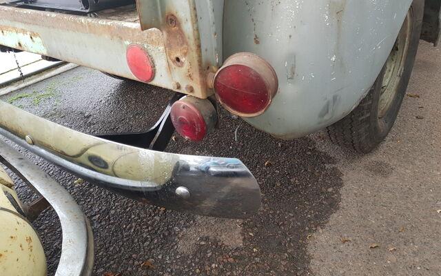 GMC Pick-up to restore