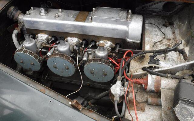 AC Coupe RHD 2046