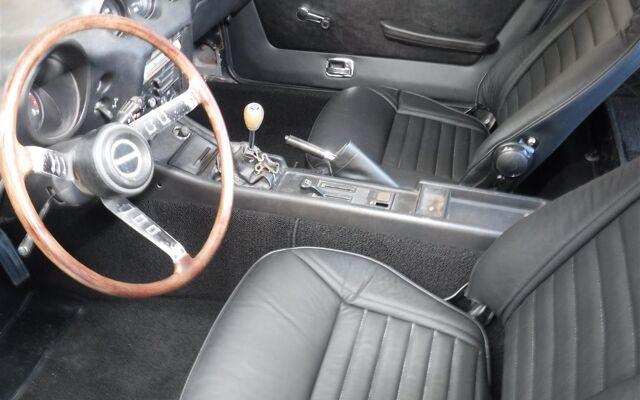 Datsun 240Z 71 silver