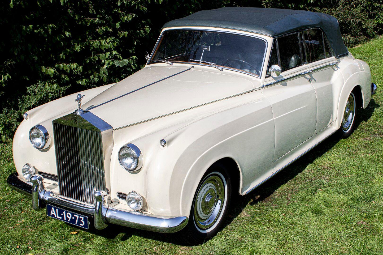 Rolls-Royce Silver Cloud 2 convertible