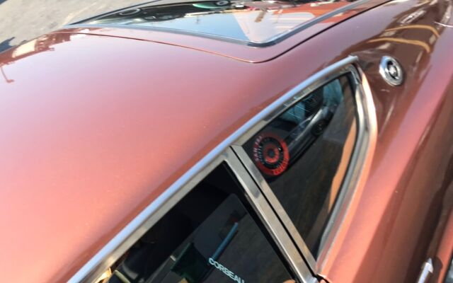 Datsun 240Z 72 brown