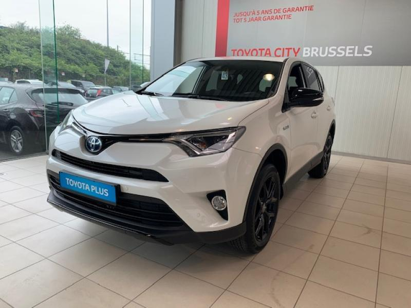 Toyota RAV 4 BLACK EDITION + GPS + CAMERA + 2.5 Hybrid AWD e-CVT
