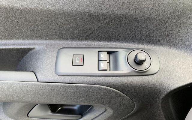 Citroen Berlingo Control