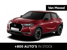 DS DS 3 Crossback 3 Crossback So Chic