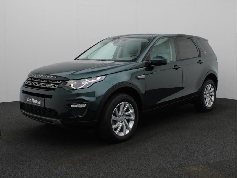 Land Rover Discovery Sport 2.0 TD4 4WD AUTO 7ZIT