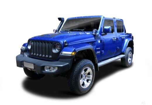WRANGLER UNLIMITED SOFT TOP - 2018