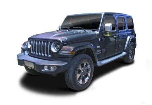 WRANGLER UNLIMITED HARD TOP - 2018